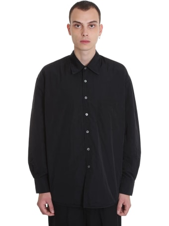 Our Legacy Casual Jacket In Black Polyamide