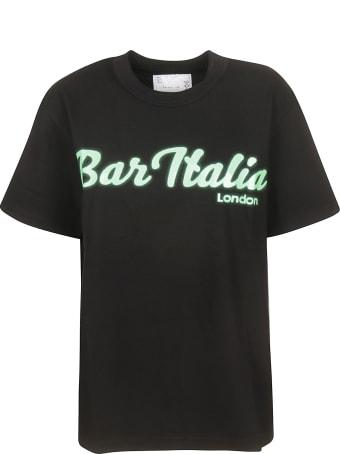 Sacai Bar Italia T-shirt