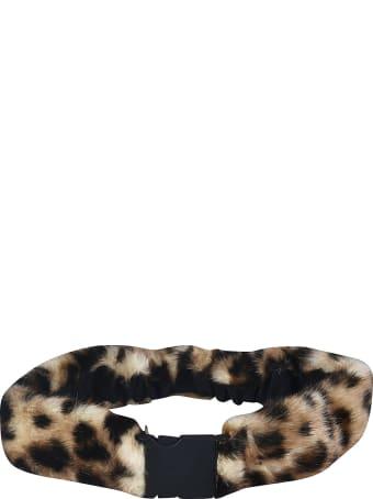 N.21 Animal Print Belt