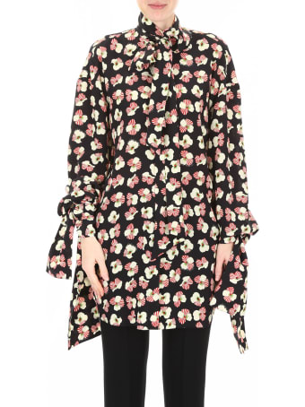 Rokh Shirt With Flower Print