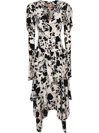MATÉRIEL Floral Dress