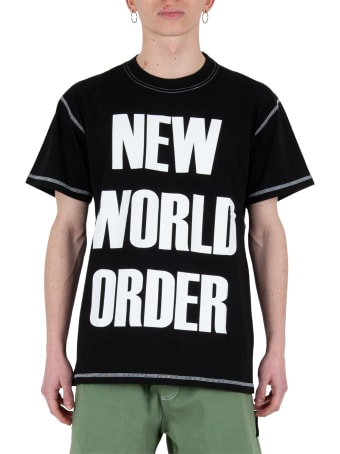 United Standard New World Order Tee