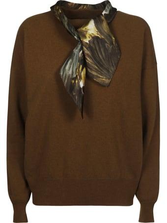 Erika Cavallini Ribbed Sweater