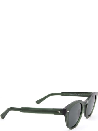 AHLEM Ahlem Abbesses Dark Green Sunglasses