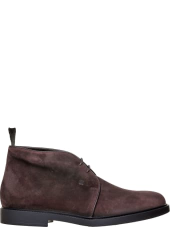 Fratelli Rossetti One Fratelli Rossetti Suede Ankle Boots