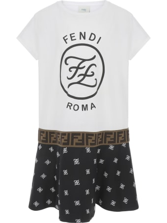Fendi Kids Dress