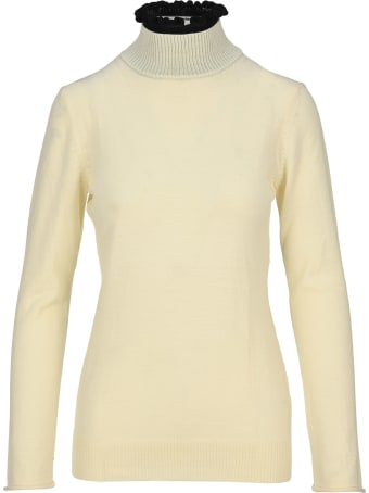 Undercover Jun Takahashi Undercover Ruffle-neck Sweater
