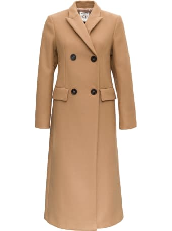 SEMICOUTURE Double Breated Coat