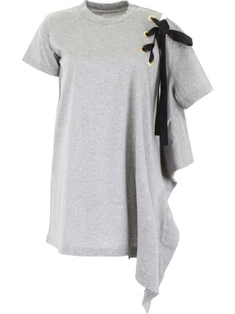 Sacai T-shirt Dress