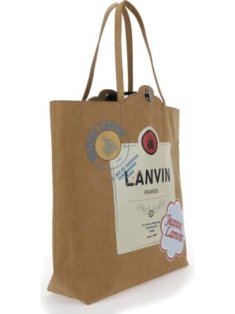 Lanvin Tote Bag