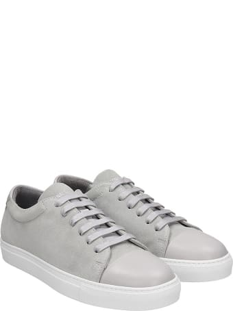 National Standard Edition 3 Sneakers In Grey Suede