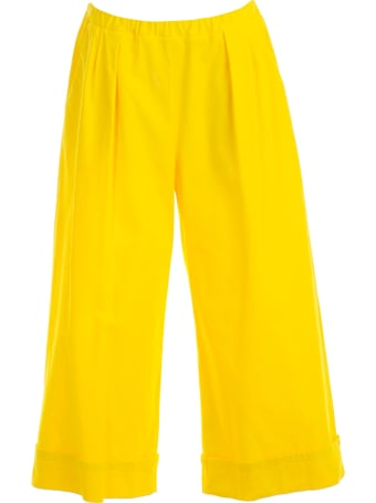 Hache Flared Trousers
