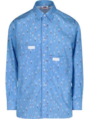 GCDS Swimmer Shirt