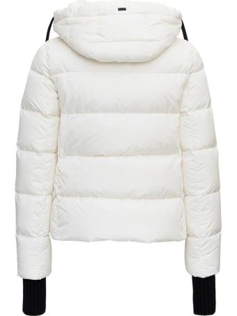 Herno Nylon Down Jacket With Hood
