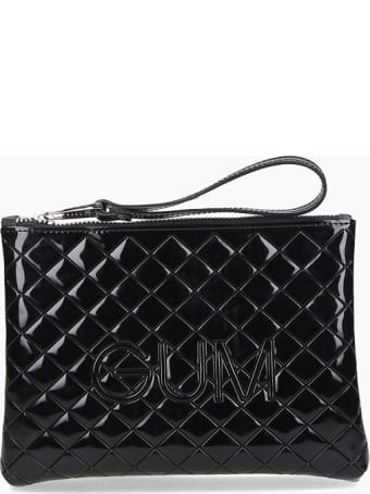 Gum Quilted Crossbody Bag
