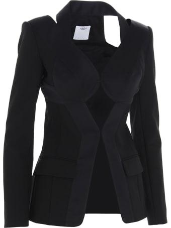 AREA 'patchwork Tailoring' Blazer