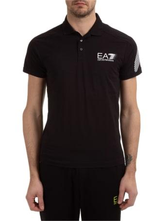 EA7 Emporio Armani Ventus 7 Polo Shirts