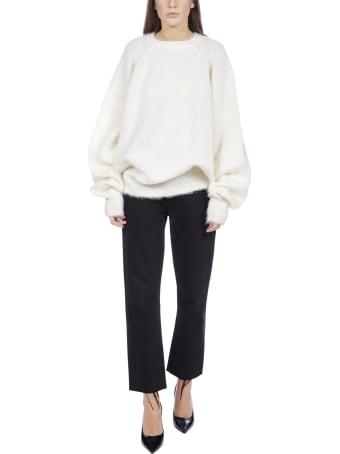Haider Ackermann Merino Wool Oversized Sweater