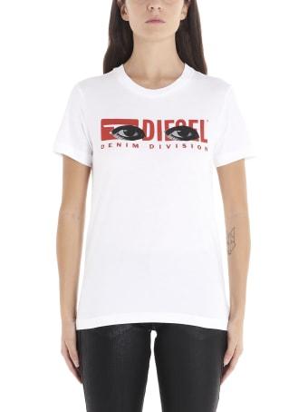 Diesel 'sily Yd' T-shirt