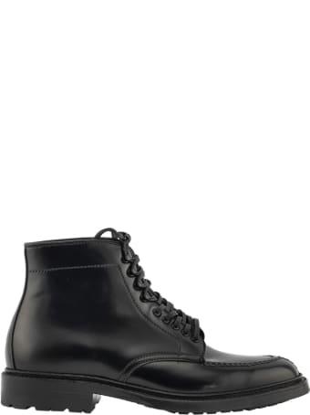 Alden Black Cordovan Boots