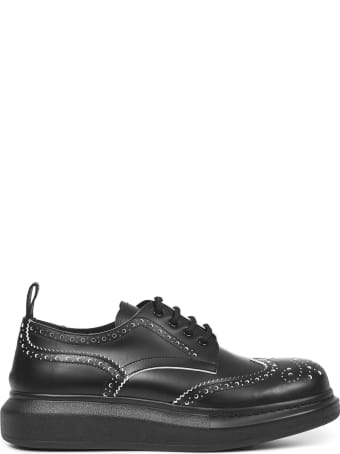 Alexander McQueen Hybrid Laced-up