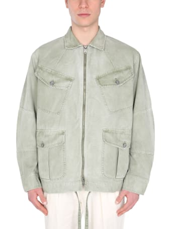 Nigel Cabourn Running Jacket