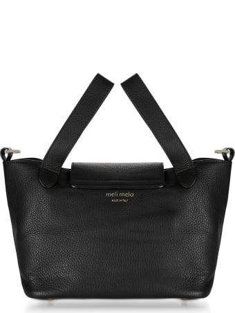 Meli Melo Black Thela Mini Cross Body Bag