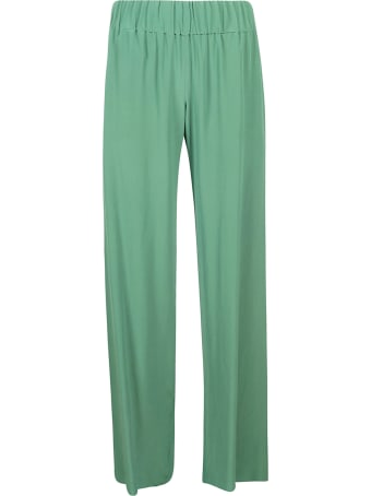 Aspesi High Waist Long Trousers