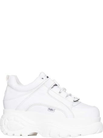 Buffalo London Sneaker Classic Low Soft In Leather