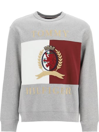 Tommy Hilfiger Sweatshirt With Logo Embroidery