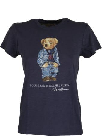 Ralph Lauren Polo Bear Crewneck Tee