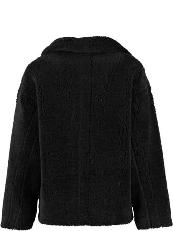 STAND STUDIO Marina Faux Fur Jacket