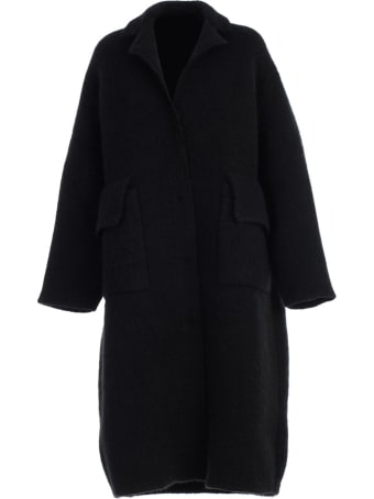 Boboutic Coat Over Pockets Revers