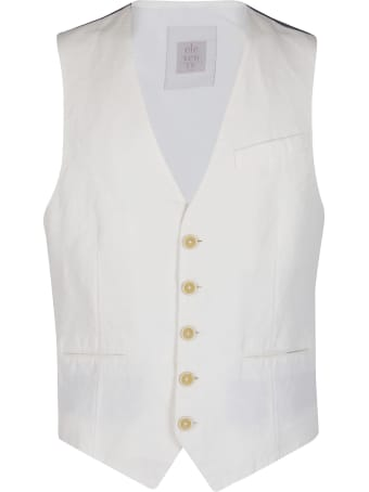 Eleventy Slim Fit Waistcoat