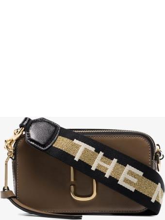 Marc Jacobs Snapshot Crossbody Bag With Logo