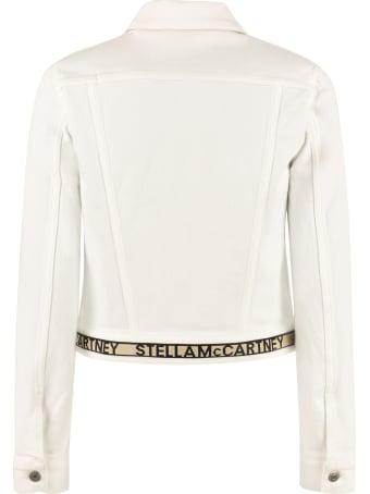 Stella McCartney Cropped Denim Jacket