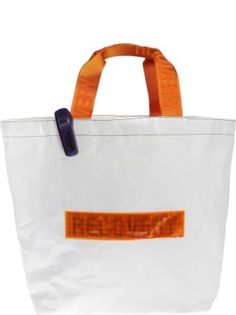 Palm Angels Printed Shopper Bag