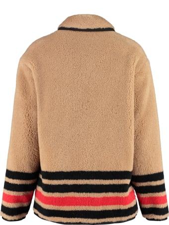 Burberry Fleece Jacket