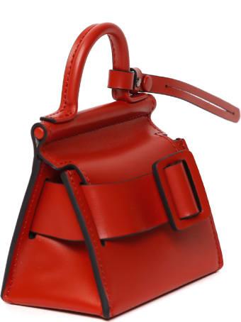BOYY Karl Red Leather Charm