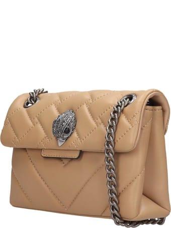 Kurt Geiger Mini Kensington Shoulder Bag In Leather Color Leather