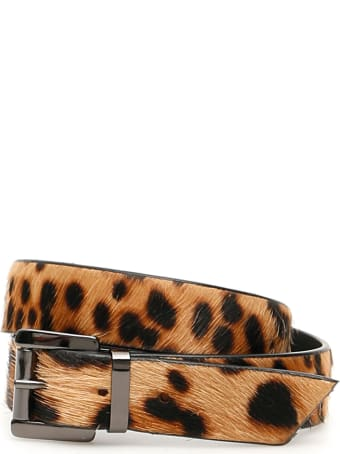 Dawni Leopard-printed Straps