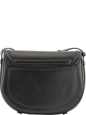 Etro Pegaso Crossbody Bag Black