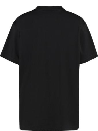 Burberry Logo Cotton T-shirt