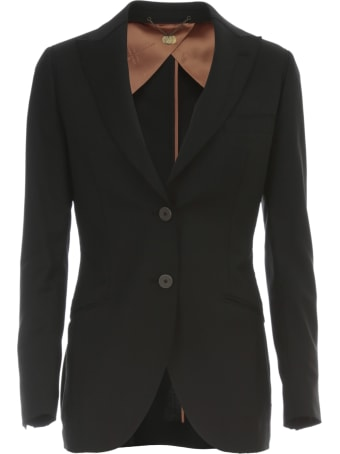 Maurizio Miri Uma Single Breasted Jacket