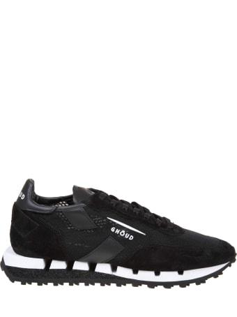 GHOUD Sneakers Rush Low Black