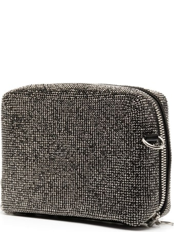 Kara Camera Crystal Crossbody Bag