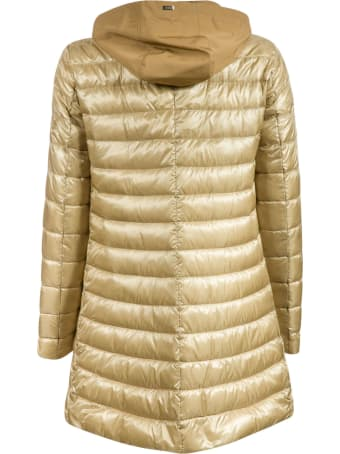 Herno Classic Hooded Padded Jacket
