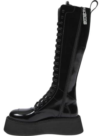 GCDS Gilda High Boot