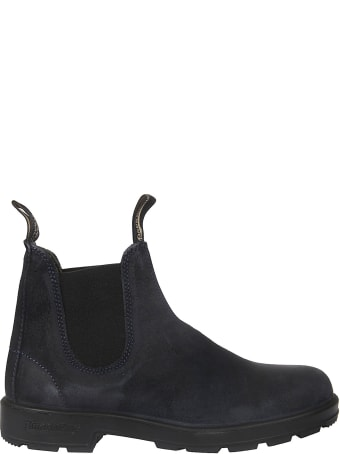 Blundstone Elastic Sided Suede Boots