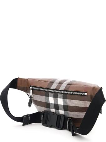 Burberry Cason Tartan Belt Bag